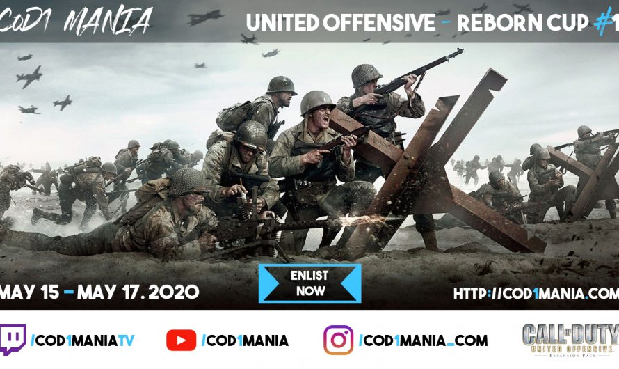 CoD1Mania United Offensive Reborn Cup